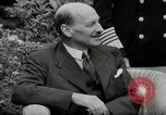 Image of Truman Stalin and Attlee Potsdam Germany, 1945, second 61 stock footage video 65675030652