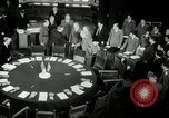 Image of Bevin Byrnes and Molotov Potsdam Germany, 1945, second 11 stock footage video 65675030653