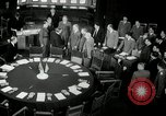 Image of Bevin Byrnes and Molotov Potsdam Germany, 1945, second 13 stock footage video 65675030653