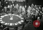 Image of Bevin Byrnes and Molotov Potsdam Germany, 1945, second 19 stock footage video 65675030653