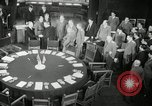 Image of Bevin Byrnes and Molotov Potsdam Germany, 1945, second 20 stock footage video 65675030653