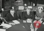 Image of Bevin Byrnes and Molotov Potsdam Germany, 1945, second 31 stock footage video 65675030653