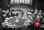 Image of Bevin Byrnes and Molotov Potsdam Germany, 1945, second 38 stock footage video 65675030653