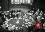 Image of Bevin Byrnes and Molotov Potsdam Germany, 1945, second 41 stock footage video 65675030653