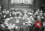 Image of Bevin Byrnes and Molotov Potsdam Germany, 1945, second 42 stock footage video 65675030653