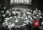 Image of Bevin Byrnes and Molotov Potsdam Germany, 1945, second 47 stock footage video 65675030653