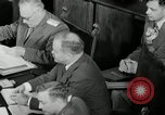 Image of Bevin Byrnes and Molotov Potsdam Germany, 1945, second 61 stock footage video 65675030653