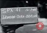 Image of President Harry S Truman Berlin Germany, 1945, second 4 stock footage video 65675030667