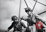 Image of Spanish sailors and soldiers with Germany World War 2 North Africa, 1941, second 42 stock footage video 65675030668