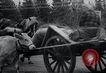 Image of Civilian refugees Kemijarvi Finland, 1941, second 13 stock footage video 65675030672