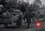 Image of Civilian refugees Kemijarvi Finland, 1941, second 16 stock footage video 65675030672