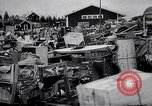 Image of Civilian refugees Kemijarvi Finland, 1941, second 27 stock footage video 65675030672