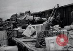 Image of Civilian refugees Kemijarvi Finland, 1941, second 32 stock footage video 65675030672