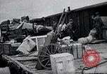 Image of Civilian refugees Kemijarvi Finland, 1941, second 33 stock footage video 65675030672