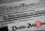 Image of Heinrich Himmler Annaberg Germany, 1944, second 24 stock footage video 65675030674