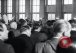 Image of Albert Speer Germany Rechlin Air Station, 1943, second 23 stock footage video 65675030680