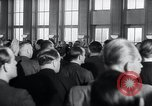 Image of Albert Speer Germany Rechlin Air Station, 1943, second 25 stock footage video 65675030680