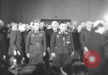 Image of Albert Speer Germany Rechlin Air Station, 1943, second 58 stock footage video 65675030680