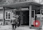 Image of Rocket test centers Peenemunde Germany, 1940, second 23 stock footage video 65675030687