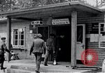 Image of Rocket test centers Peenemunde Germany, 1940, second 24 stock footage video 65675030687