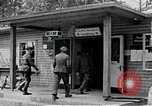 Image of Rocket test centers Peenemunde Germany, 1940, second 25 stock footage video 65675030687