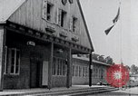 Image of Rocket test centers Peenemunde Germany, 1940, second 28 stock footage video 65675030687
