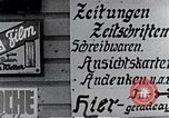 Image of Rocket test centers Peenemunde Germany, 1940, second 34 stock footage video 65675030687