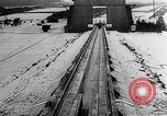 Image of Fi103 flying bomb V-1 launch ramp Peenemunde Germany, 1942, second 39 stock footage video 65675030690