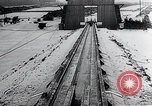 Image of Fi103 flying bomb V-1 launch ramp Peenemunde Germany, 1942, second 40 stock footage video 65675030690