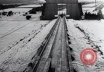 Image of Fi103 flying bomb V-1 launch ramp Peenemunde Germany, 1942, second 42 stock footage video 65675030690