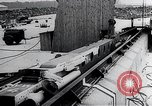 Image of Fi103 flying bomb V-1 launch ramp Peenemunde Germany, 1942, second 51 stock footage video 65675030690
