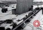 Image of Fi103 flying bomb V-1 launch ramp Peenemunde Germany, 1942, second 52 stock footage video 65675030690