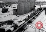 Image of Fi103 flying bomb V-1 launch ramp Peenemunde Germany, 1942, second 53 stock footage video 65675030690