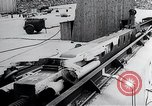 Image of Fi103 flying bomb V-1 launch ramp Peenemunde Germany, 1942, second 54 stock footage video 65675030690