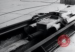 Image of Fi103 flying bomb V-1 launch ramp Peenemunde Germany, 1942, second 57 stock footage video 65675030690