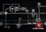 Image of German ME-262 aircraft functions Germany, 1944, second 32 stock footage video 65675030701