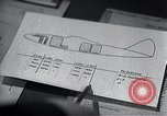 Image of ME-262 aircraft training Germany, 1943, second 39 stock footage video 65675030707