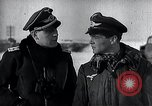 Image of Observing ME-262 aircraft in flight flight Germany, 1943, second 35 stock footage video 65675030709