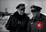 Image of Observing ME-262 aircraft in flight flight Germany, 1943, second 57 stock footage video 65675030709