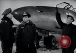 Image of ME-262 jet airplane communications equipment Germany, 1944, second 6 stock footage video 65675030711