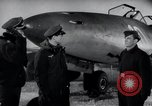Image of ME-262 jet airplane communications equipment Germany, 1944, second 9 stock footage video 65675030711