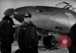 Image of ME-262 jet airplane communications equipment Germany, 1944, second 10 stock footage video 65675030711