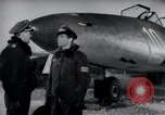 Image of ME-262 jet airplane communications equipment Germany, 1944, second 12 stock footage video 65675030711
