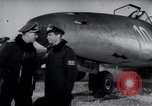 Image of ME-262 jet airplane communications equipment Germany, 1944, second 15 stock footage video 65675030711