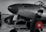Image of ME-262 jet airplane communications equipment Germany, 1944, second 17 stock footage video 65675030711