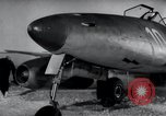 Image of ME-262 jet airplane communications equipment Germany, 1944, second 19 stock footage video 65675030711