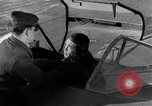 Image of ME-262 jet airplane communications equipment Germany, 1944, second 23 stock footage video 65675030711