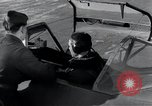 Image of ME-262 jet airplane communications equipment Germany, 1944, second 28 stock footage video 65675030711