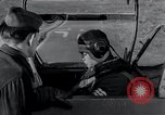 Image of ME-262 jet airplane communications equipment Germany, 1944, second 53 stock footage video 65675030711