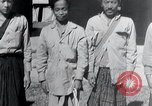Image of Naga tribe rescuers India, 1943, second 62 stock footage video 65675030715